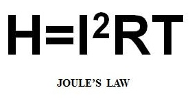 Joules Law
